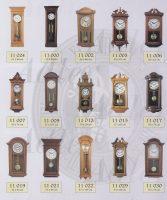 sieninis senovinis laikrodis, interjero laikrodžiai, antikvarinis laikrodis