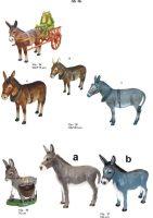 arklys ; asilas, dekoratyvinės skulptūros, lauko sodo dekoracijos, figuros, lauko sodo statuleles, statulos