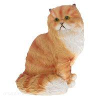 katinas, dekoratyvinės skulpturos, lauko sodo dekoracijos, figuros, lauko sodo statuleles, statulos