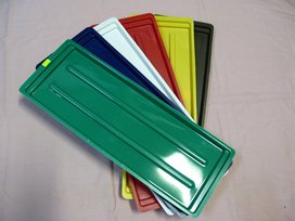 Padėklas indų džiovykloms įvairių spalvų