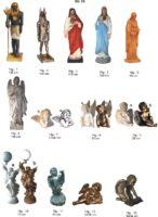 Dekoracijos sodui Iezus ,angelai, gyvunu figurėlės, lauko sodo dekoracijos, figuros, lauko sodo statuleles, statulos, gyvunu figurėlės, kiemo dekoravimas, angelai, peleda