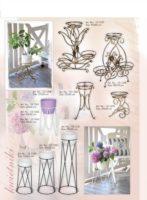 Gėlių stovai, stovas gėlėms, stovas gėlei, gėlių stovai, vazono laikiklis, vazono stovas, vazono padėklas