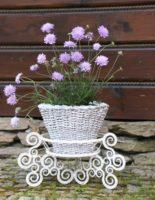 Gėlių stovas (33x45cm) Art.10-1450, stovas gėlėms, stovas gėlei, gėlių stovai, vazono laikiklis, vazono stovas, vazono padėklas