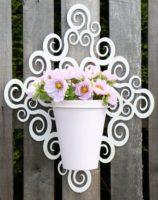 Gėlių stovas (33x45cm) Art.10-1452, stovas gėlėms, stovas gėlei, gėlių stovai, vazono laikiklis, vazono stovas, vazono padėklas