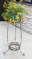 Gėlių stovas (87 x 43cm) Art.10-1518, stovas gėlėms, stovas gėlei, gėlių stovai, vazono laikiklis, vazono stovas, vazono padėklas