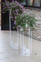 Gėlių stovas (aukštis-60;80;100cm) Art.10-1523, stovas gėlėms, stovas gėlei, gėlių stovai, vazono laikiklis, vazono stovas, vazono padėklas