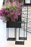 Gėlių stovas (aukštis-60;80;100cm) Art.10-1524, stovas gėlėms, stovas gėlei, gėlių stovai, vazono laikiklis, vazono stovas, vazono padėklas