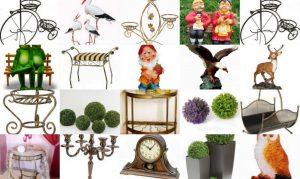 Interjeras, interjero detalės gėlių stovai, žvakidės, malkinės, įrankiai prie židinio, pakabos, veidrodžiai ir daug kitų metalo dirbinių