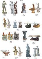 Kiemo sodo statulėlės,, figurėlės gyvunu, dekoratyvinės skulpturos, gyvunu figurėlės, lauko sodo dekoracijos, figuros, statulos, kiemo dekoravimas, angelai, peledos, nykštuka (2)