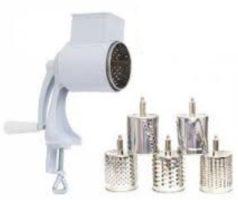 Mechaninė smulkinimo ir tarkavimo mašinėlė