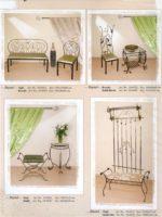 Stalai, kušetės, kedės, interjeras, interjero detalės, metalines zvakides, įrankiai prie židinio, pakabos, stovai gelems, geliu stovas