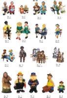 Sodo dekoravimas figūros, dekoratyvinės skulpturos, gyvunu figurėlės, lauko sodo dekoracijos, lauko sodo statuleles, gyvunu figurėlės, statulos, sraigė, varlės soliuko, vežlys.