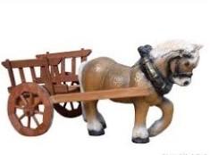 arklys lauko dekoracijos, figuros, lauko sodo statuleles, statulos, dekoratyvinės skulpturos