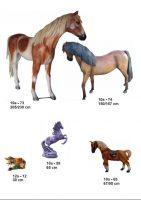 arklys, lauko dekoracijos, figuros, lauko sodo statuleles, statulos, dekoratyvinės skulpturos, gyvunu figurėlės, kiemo dekoravimas, nykstukas, stirnos, erelis, gandras
