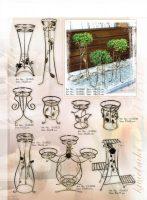 stovai gėlėms, gėlių stovas, metaliniai baldai, interjeras, interjero detalės, interjero aksesuarai ,.