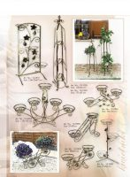 stovai gėlėms, gėlių stovas, metaliniai baldai, gėlių stovai, dirbiniai iš metalo, nterjeras, interjero detalės, interjero aksesuarai