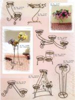 stovai gėlėms, gėlių stovas, metaliniai baldai, interjeras, interjero detalės, interjero aksesuarai
