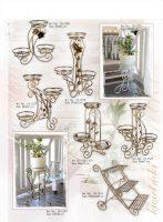 stovai gėlėms, gėlių stovas, metaliniai baldai, interjeras, interjero detalės, interjero aksesuarai,.