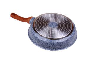 Keptuvė stiklo keramika