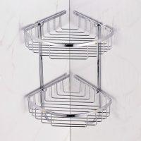 lentinelė 2 aukštų pakabinama, metalinė, į kampą