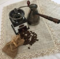 turkiška kavavirė varinė