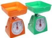 Mechaninės virtuvinės svarstyklės - 3kg